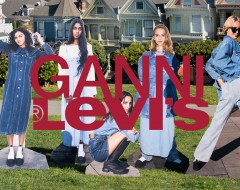 Levi's x GANNI Collection at Elektrownia Powiśle!